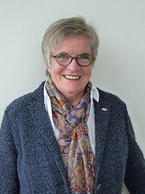 Gertrud Schwartz Vertreterin der Dekanate