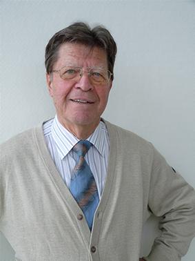 Pfarrer Norbert Kaiser Präses