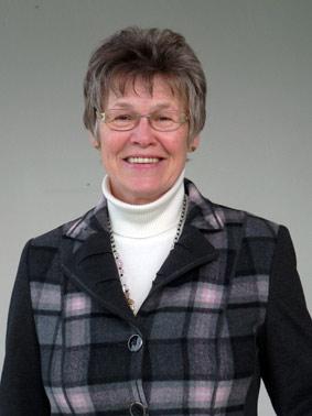 Ursula Menges Stellvertetende Diözesanleiterin