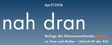 nah dran April 2016