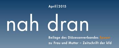 nah dran April 2015
