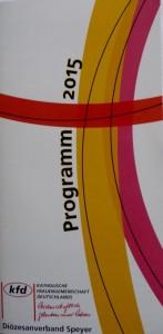 kfd-Jahresprogramm 2015